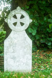 Ancient Celtic cross Stock Images