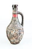 Ancient ceramic vase Stock Image