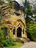 Ancient Chapel Royalty Free Stock Images