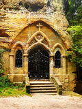 Ancient Chapel Stock Photo