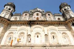 Ancient Chhatri building at Khajuraho Stock Photo