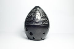 Ancient China Musical Instruments Royalty Free Stock Photo