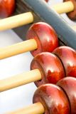 Ancient Chinese Abacus Royalty Free Stock Photos