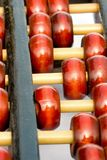 Ancient Chinese Abacus Stock Photos