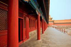 Ancient Chinese architecture Stock Photos