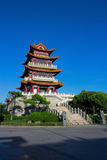 Ancient Chinese architecture Stock Images