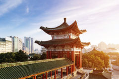 Free Ancient Chinese Architecture Under The Blue Sky Stock Photo - 78713570