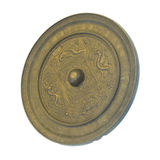 Ancient chinese bronze mirrors Stock Photo