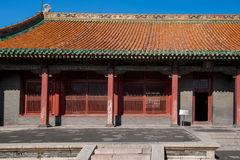 Ancient chinese building Stock Photos