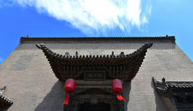 Ancient Chinese Houses Stock Photos