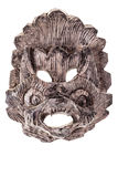 Ancient chinese mask Stock Photos