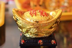 Ancient Chinese money Royalty Free Stock Images
