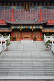 Ancient chinese palace Royalty Free Stock Images