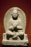 Ancient Chinese Sculpture Stock Image