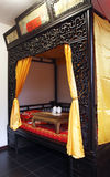 Ancient Chinese-style Bedroom Royalty Free Stock Photography