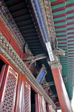 Ancient Chinese temple pagoda castle. Shot of Ancient Chinese temple pagoda castle Royalty Free Stock Photography