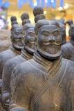 Ancient Chinese Terracotta Army Royalty Free Stock Photos