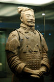 The ancient  Chinese Terracotta Army Stock Images