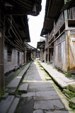 Ancient Chinese town,Wangyu Royalty Free Stock Photo