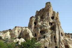 Ancient Christian cave churches  Goreme Open Air Museum,  Cappad Stock Photos