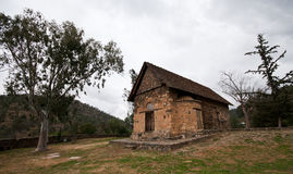Ancient christian church Royalty Free Stock Images