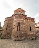 Ancient Christian church in Nessebar in Bulgaria Royalty Free Stock Photo