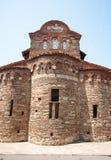 Ancient Christian church in Nessebar, Bulgaria Stock Photos