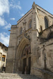 Ancient Church in Avignon (France) Royalty Free Stock Photo