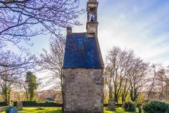 Ancient Church Building Scotland. Stock Photography