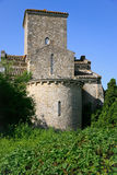 Ancient church Carolingian style Stock Photo