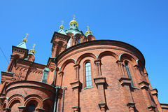 Ancient church details Royalty Free Stock Photo
