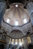 Ancient church dome Stock Images
