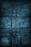 Ancient Church Door. With ornamanets. Old Rusted Metal Background Stock Photos