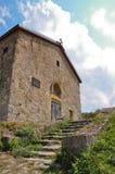 Ancient church in Feodosiya. Ancient church of 14 centuries in Feodosiya Royalty Free Stock Photos
