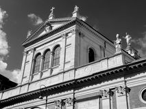 Ancient church royalty free stock images