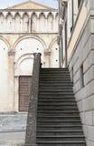 Ancient church of Pietrasanta Royalty Free Stock Photos