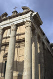 Ancient church, Rome Royalty Free Stock Image