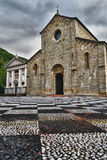 Ancient church of S Siro di Struppa
