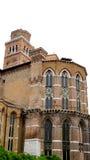 Ancient church Santa maria building Royalty Free Stock Image