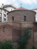 Ancient church in Sofia Royalty Free Stock Image