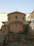 Ancient church in Sofia Stock Image