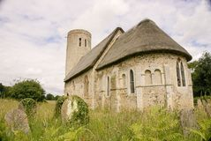 Ancient Church. Royalty Free Stock Photography
