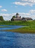 Ancient Church of St. Paraskeva Stock Images