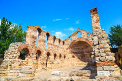 The ancient Church of St. Sophia, Nessebar, Bulgaria Stock Photo