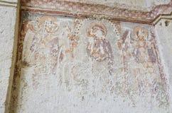 Ancient Church Stock Photo