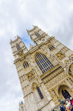 Ancient church Westminister Abbey, London Stock Photo