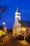 Ancient church in Wieliczka, Poland. Stock Photos