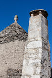 Ancient cimney Royalty Free Stock Photos