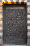 Ancient cipper door. At old cairo Royalty Free Stock Photos