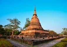 Ancient circular pagoda Stock Images